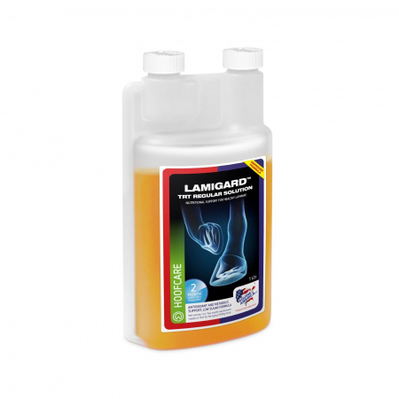 TRT Regular Solution 1lt - supporto nutrizionale per le lamine del cavallo