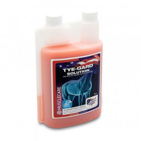 Tye Gard Solution 1L o 4L - integratore per salute muscolare per cavalli