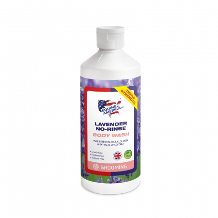 shampoo per cavalli senza risciacquo