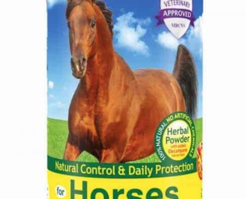 verm-x in polvere per cavalli