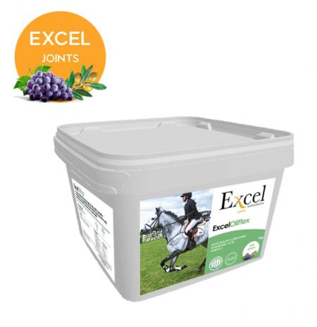 EXCEL OliFlex integratore per articolazioni dei cavalli tutto naturale